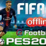 FIFA 20 Mod APK PES 2020 Offline Game Download