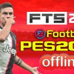 FTS 20 Mod PES 2021 Offline Android Game Download