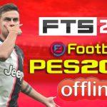 FTS 20 Mod PES 2021 Offline Android Game Download