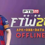 FTW 20 Mod FTS 2020 Android Update Kits Money Download