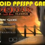 God Of War Chains Of Olympus iSO PPSSPP Android Download