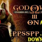 God of War Ghost of Sparta Android Highly Compressed Download