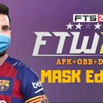 FTW 20 Mask Edition 2020 Android APK OBB DATA Download