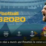 PES 2020 Offline PPSSPP Android Chelito v2 Update Download
