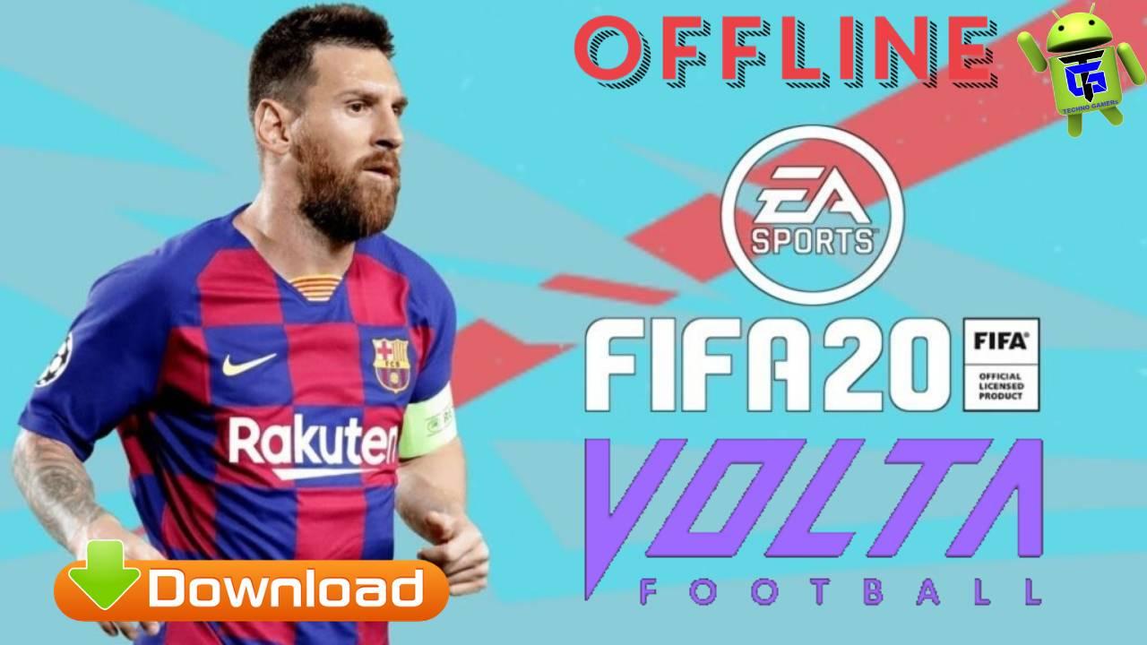 FIFA 20 Volta MOD APK Offline Update 2020 Android Download