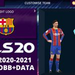 DLS 20 Barcelona New Kits 2021 Android Mod Apk Download
