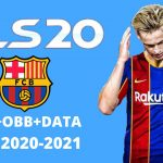DLS 20 APK Mod Barcelona New Kits 2021 Download