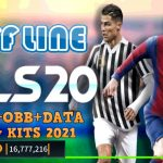 DLS 20 Mod APK Ronaldo New Kits 2021 Download