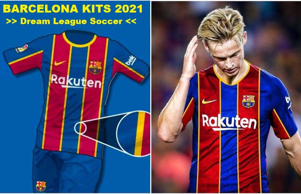 Dls Kits 2020 Fc Barcelona