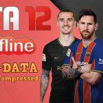 FIFA 12 Offline Android Lite APK DATA 2020 Download