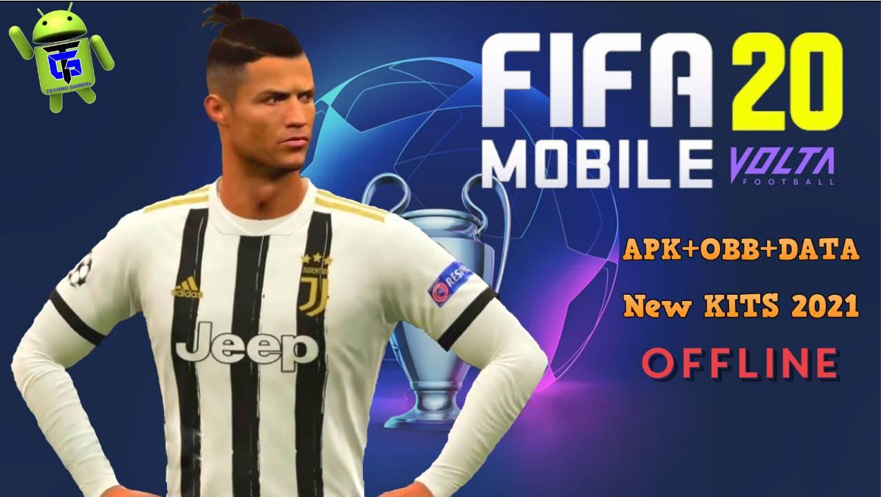 FIFA 20 APK Mod Update New Kits 2021 Download