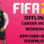 FIFA 20 Offline MOD APK Career Mode Download