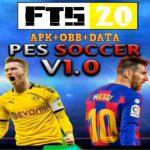 FTS 20 Mod PES Soccer 2020 Android Offline Download