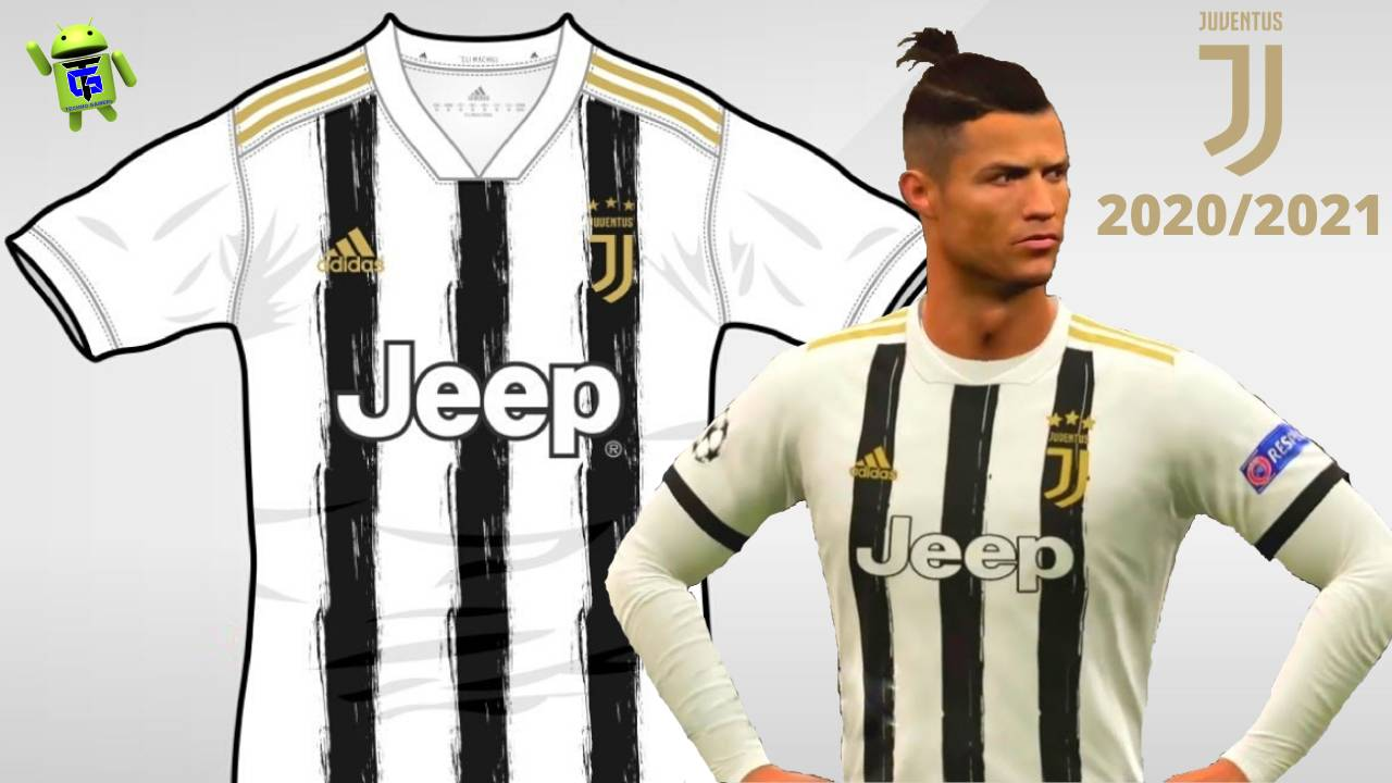 Juventus DLS 2021 Kits - Juventus Kits 2021 Dream League Soccer