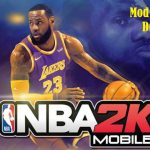 NBA 2K Mobile APK Mod Full Game Download