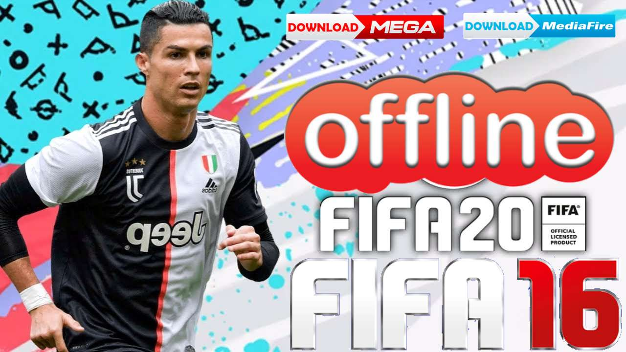 Offline FIFA 20 Mod FIFA 16 Android Data Download