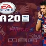 FIFA 20 PPSSPP Mod PES 2020 Offline Android Update 2020 Download