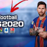 PES 2020 Offline PSP Android Chelito New Kits 2021 Download
