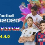 PES 2020 Android Patch LaLiga Download