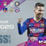 PES 2020 Mod Apk Patch OBB Download