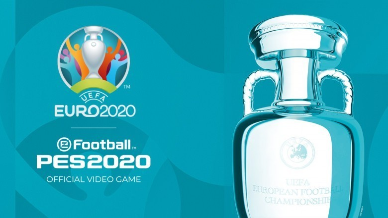 UEFA EURO 2020 DLC on PES 2020 will be available from April 30