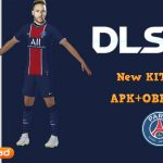 DLS 20 Mod APK PSG Kits 2021 Download