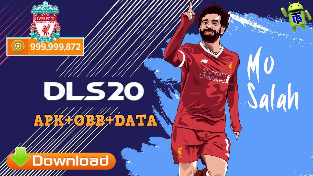 DLS 20 UCL Mod APK Liverpool Kits 2021 Download