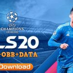 DLS 20 UCL - Dream League Soccer 2020 Android Download