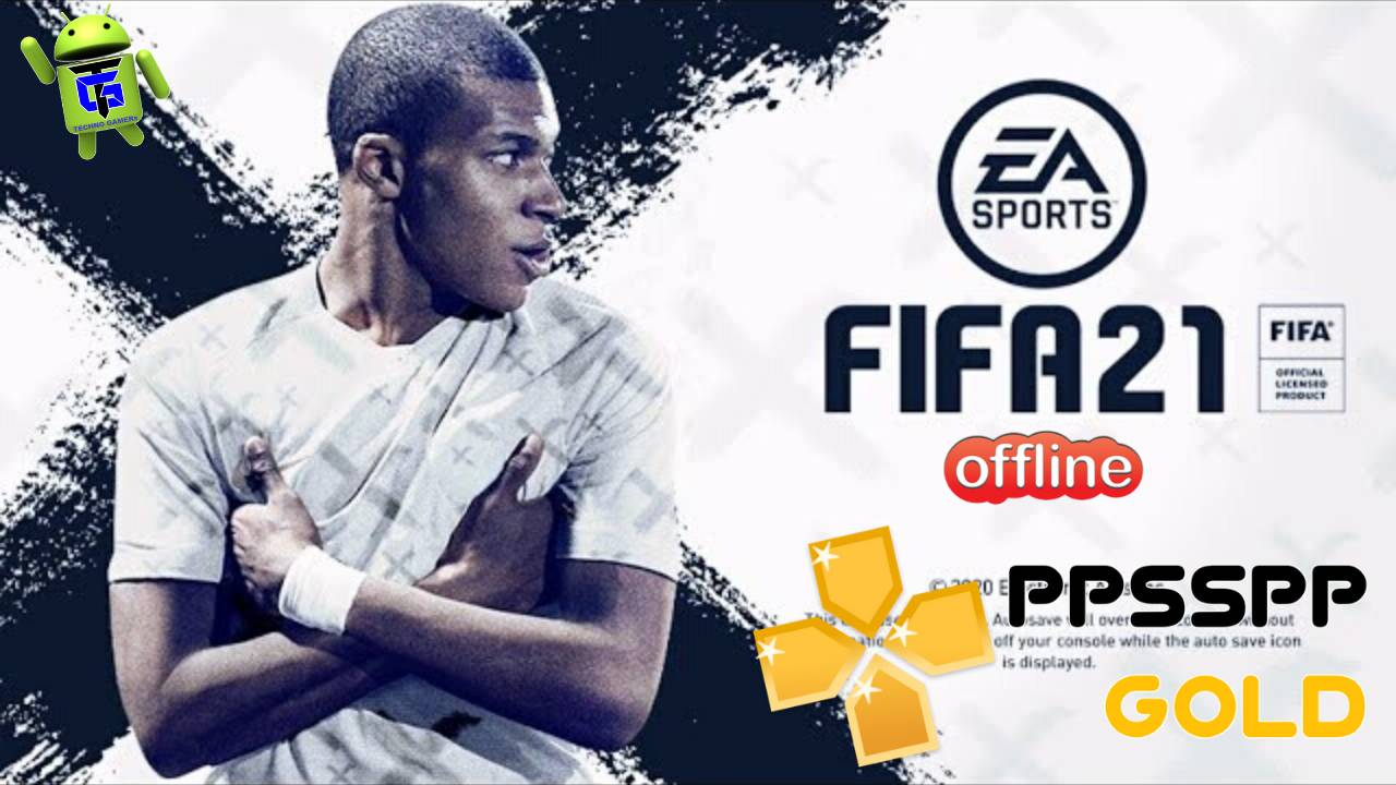 FIFA 21 Android Offline Mod PPSSPP Download
