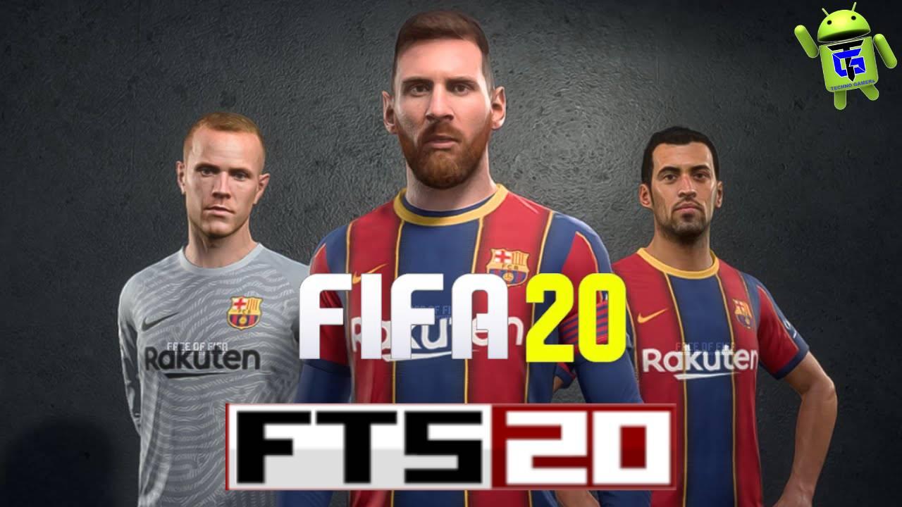 FTS 20 Mod Apk FIFA 20 Offline Data Download