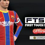 First Touch Soccer 2021 FTS 21 MOD APK Download