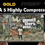 PPSSPP GTA 5 ISO File For Android Download