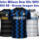 DLS 20 New Inter Milano Kits 2021 Logo Dream League Soccer