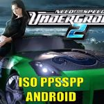 Need for Speed Underground 2 PSP game For Android Download