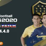 Pro Evolution Soccer 2020 Mobile Patch Android Download