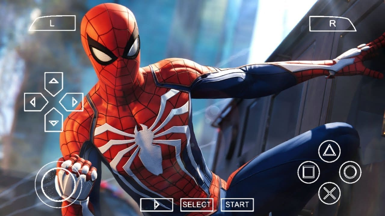 Spider Man 3 ppsspp on Android Download