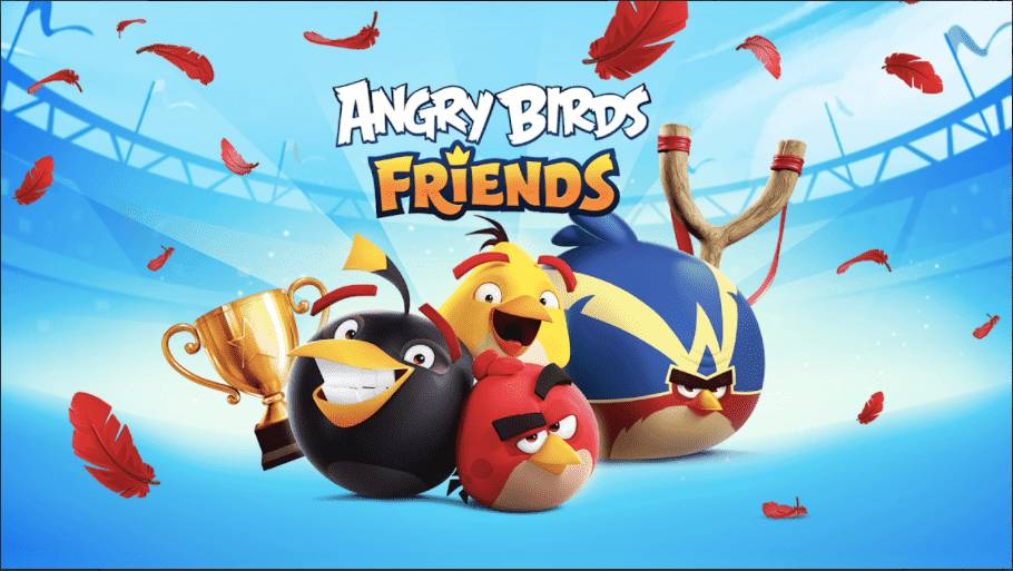 Angry Birds Friends Mod Apk Unlimiited Coins Download