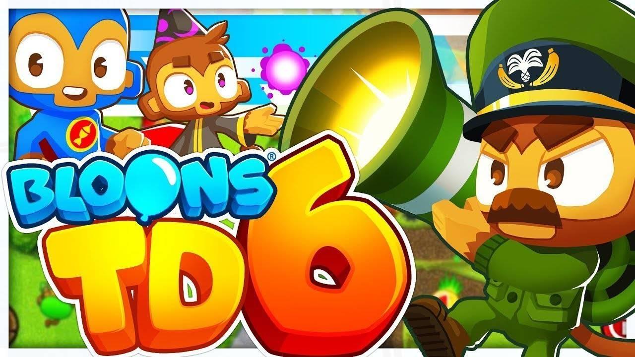 Download Bloons TD 6 APK MOD Unlocked