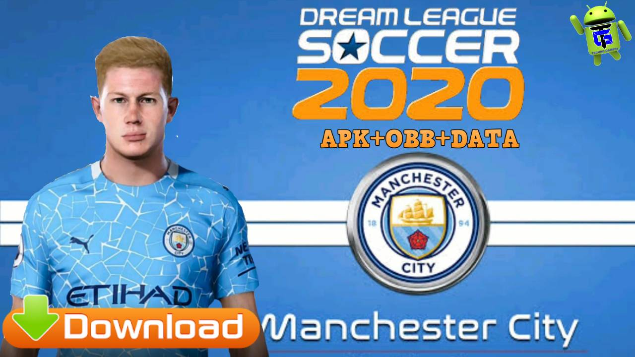 DLS 2020 Mod APK Manchester City Download