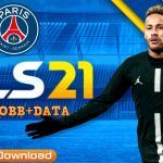 DLS 21 Mod Apk PSG Data Download