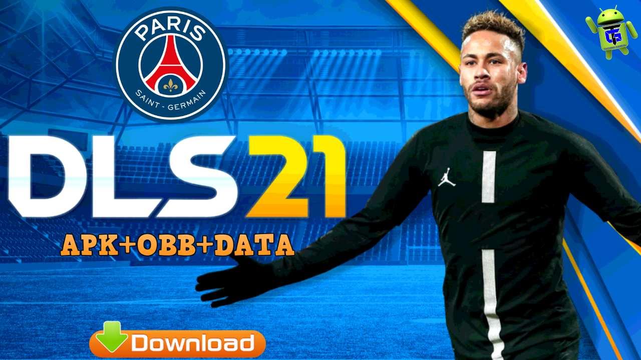 DLS 21 Mod Apk PSG Data Download