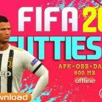 Download FIFA 20 Android Mod APK Kits 2021 Futties