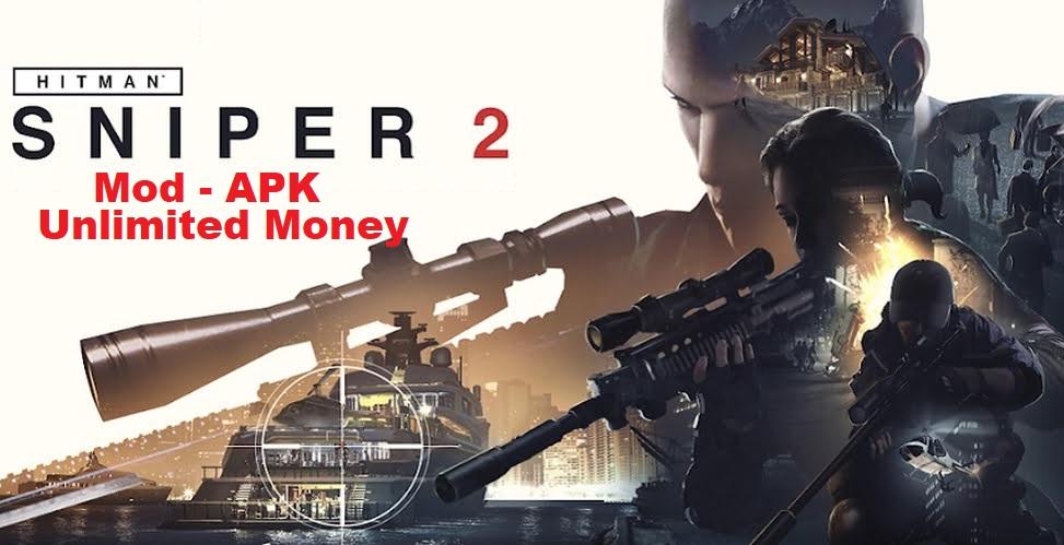 Hitman Sniper Mod Apk OBB Unlimited Money Download