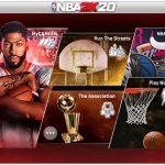 NBA 2k20 mod apk obb unlimited money