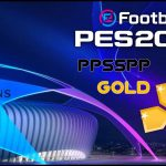 PES 20 UCL Android Offline Mod PPSSPP Download
