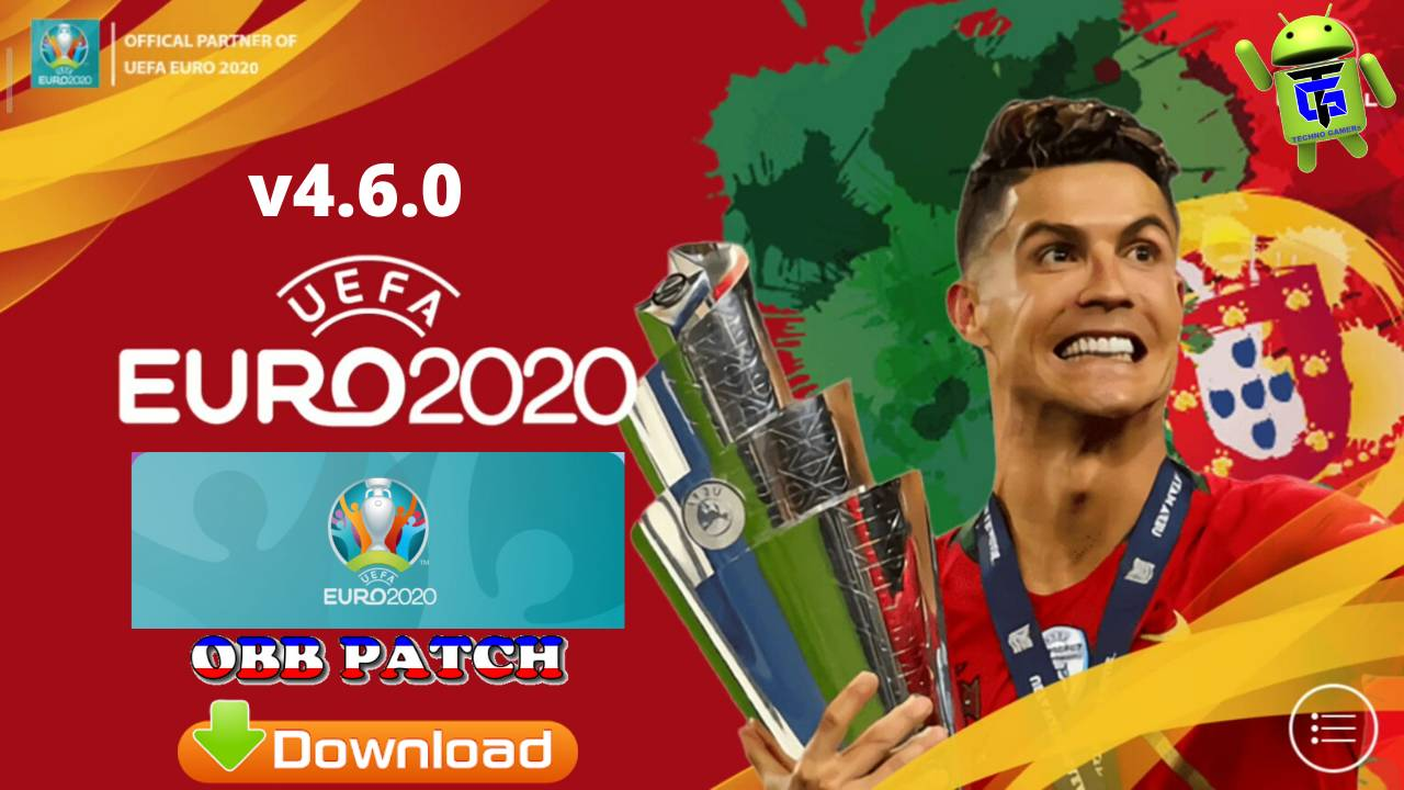 PES 2020 Patch EURO v4.6.0 Android Download