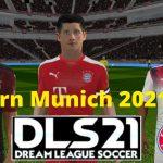 Bayern Munich 2021 Kits DLS 20 - Dream League Socce