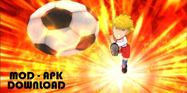 Captain Tsubasa ZERO Apk Mod Unlimited Gems Download