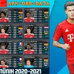 DLS 21 Mod APK Bayern Munich 2021 Download