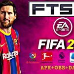FTS 15 Mod FIFA 2021 APK OBB Data Download